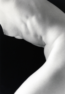 Figure in Alabaster, 1995