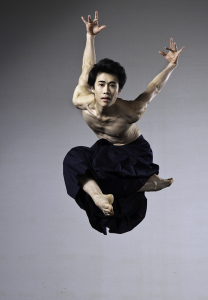 Sam Xu, School of Toronto Dance Theatre