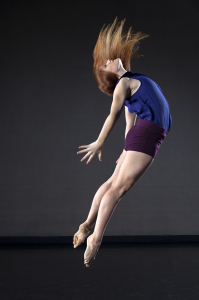 Nicole, School of Toronto Dance Theatre