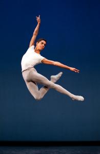 Liam Redhead, Canada's National Ballet School
