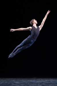 Francisco Banos Diaz, Canada's National Ballet School