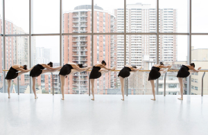School of Canada's National Ballet. 2015